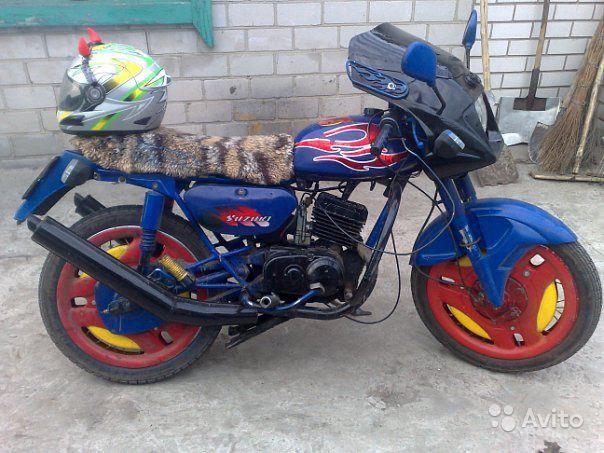 Ремонт мотоцикла минск своими руками