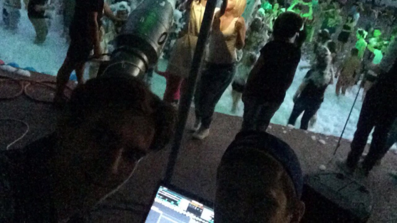 DJ UshakOff DJ Skoba