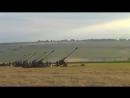 Как это было .... 23.07.2014 Артиллерия ВСУ освобождает город Лисичанск! .Х..ярит по мирным со всех стволов...