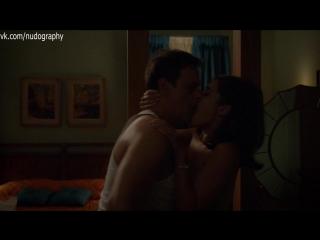 Лиззи Каплан (Lizzy Caplan) топлес в сериале Мастера Секса (Masters of Sex, 2013-2015) - Сезон 3, Серия 9 (s03e09)