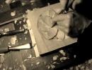Esercizio n 15 di intaglio e scultura