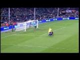 Гол Роналдиньо в ворота