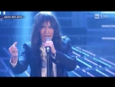 """Fiordaliso образе Patti Smith - """"Because the night"""" (Tale e Quale Show, 2013)"""
