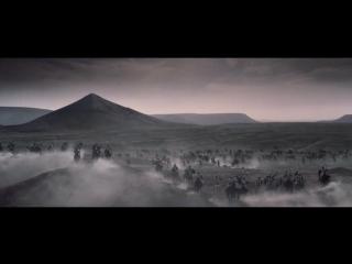 Нападение рыцарей на сарацинский караван (Царство небесное)