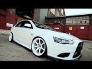 Mitsubishi Lancer Evolution X - 2 Awesome Projects - JDM