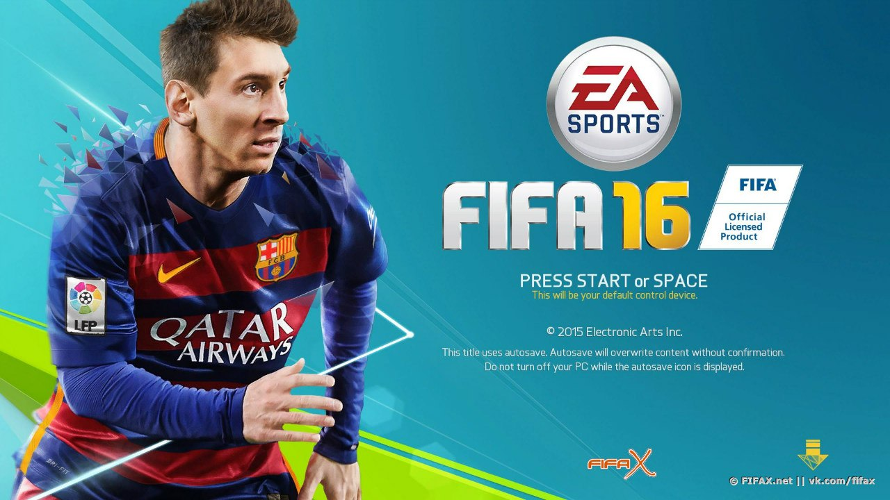 b>FIFA <font color=red>16</font> Skidrow Crack (v. 1.0)</b> на ...