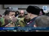 Семенченко чмиріть головного мусора Кривого Рогу за те, що той побив помічника Соболєва, учасника АТО