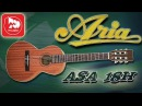 Акустическая гитара ARIA ASA-18H N (компактная гитара для путешествий)