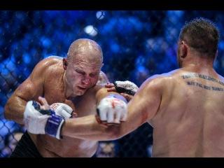 Последний бой Фёдор Емельяненко победил Фабио Мальдонадо | Лучшие моменты