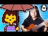 Undertale - Waterfall (Classical Guitar Cover/Remix) || String Player Gamer