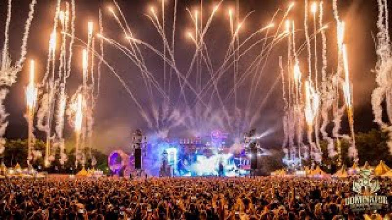 DOMINATOR FESTIVAL 2016 - ENDSHOW FIREWORKS