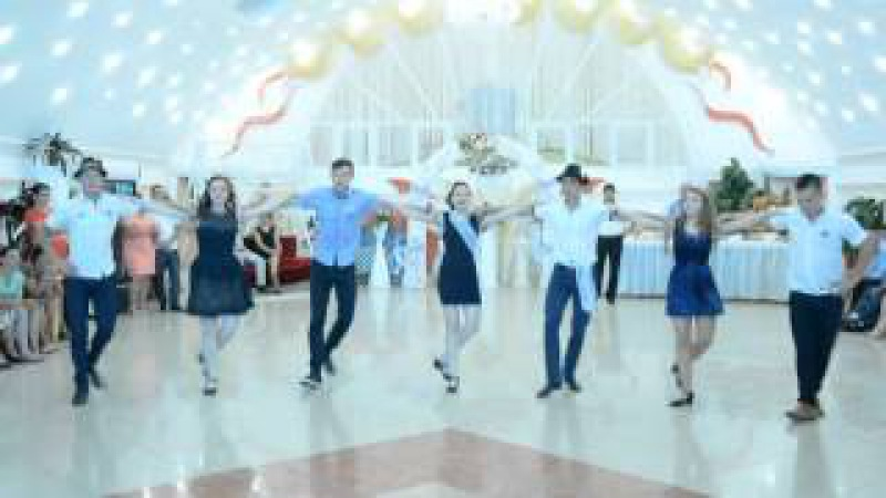 Nunta moldoveneasca (Hora ca la sud-ansamblul Codrenii)