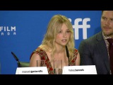 The Magnificent Seven Haley Bennett Press Conference - Toronto Film Festival 2016