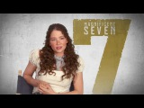 The Magnificent Seven Behind The Scenes Interview - Haley Bennett