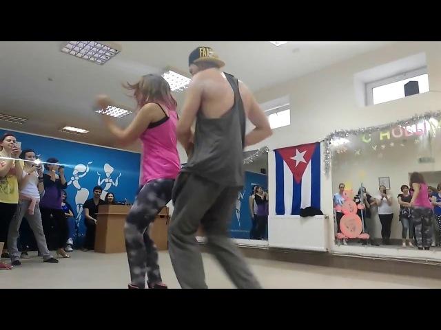 Raul y Maria - TIMBA Style - MK for SC Nikolaev