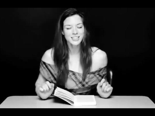 Когда попалась хорошая книга (Оргазм во время чтения   d_D