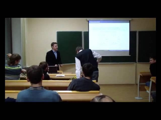 Топологические солитоны в скалярной теории поля