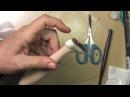 Как сделать туфли для куклы. МК от Дианы Эффнер. Ч.  3  Подошва для туфель