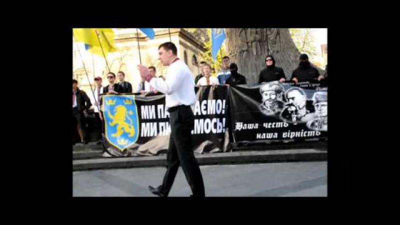 Марш величі духу 2013. Виступ Юрка Михальчишина