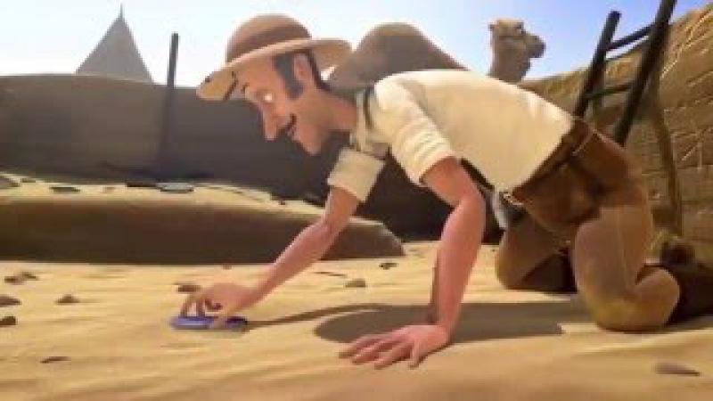 Pixar-подборка смешных мультфильмов.