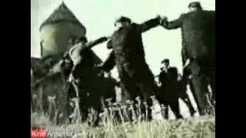 Кочари - Архаичный Армянский Мужской Танец.flv