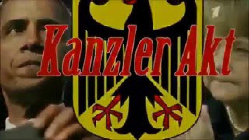 Kancelársky akt tajná zmluva vazalstva Nemecka voči USA