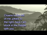 Stealers Wheel - Stuck in the Middle With You Folk Rock (1973)