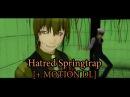 [MMD X FNAF] Ненависть Спрингтрапа | Hatred Springtrap [ MOTION DL]