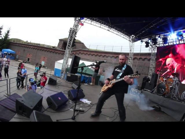 KLIM - Твой мир (live фестиваль Балтийский рубеж)