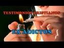 LIBERADO DEL ALCOHOLISMO DROGADICCIÓN Y DEPRESIÓN Testimonios Cristianos de Salvación