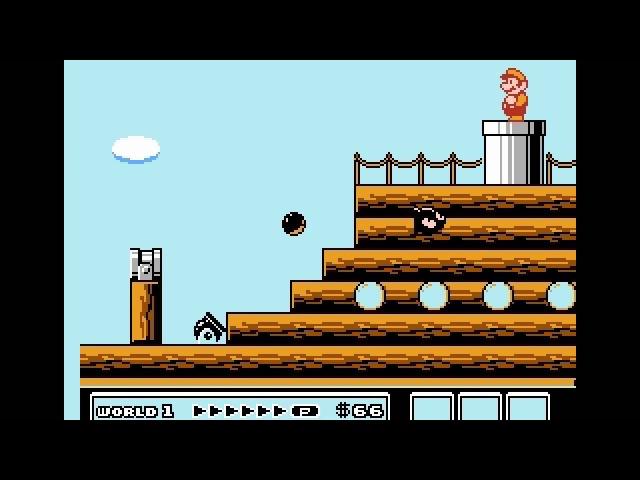 NES Longplay [052] Super Mario Bros. 3