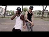 Popcaan - Bad inna Real Life Mad Mike ft Jr Black Eagles Dancehall Choreography 2016