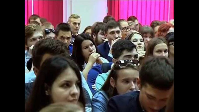 Поздравление студентов Московского Университета имени С.Ю. Витте от Сергея Бабурина
