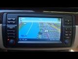 BMW E46 MK4 Navigation 2010 TELE ATLAS DVD Map Full Review Part 2