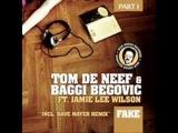 Baggi Begovic &amp Tom De Neef ft. Jamie Lee Wilson - Fake (Dave Mayer Remix)