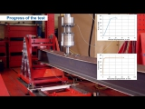 Lateral Torsional Buckling Test