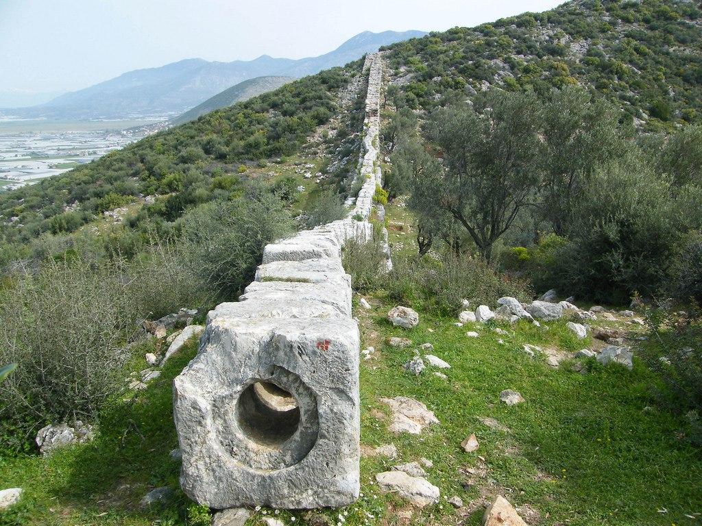 патара акведук