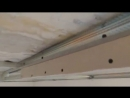 Самоучитель по монтажу. Потолок из гипсокартона с подсветкой и светильниками -Урок 7