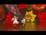 Русский народный танец - Анна Тихая и Антон Пануфник