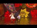 """Русский народный танец - Анна Тихая и Антон Пануфник """"Танцы. Битва сезонов"""""""