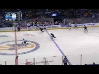 Сент-Луис - Баффало 4-1. . Обзор матча НХЛ