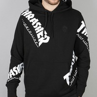 d88c649542d3 HUF x Thrasher TDS Allover Pullover Hoodie