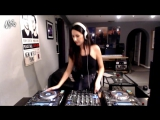 Nifra mixing live at Coldharbour studios in Miami
