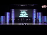 ROYAL FAMILY World hip hop championship 2016 Las Vegas, NV