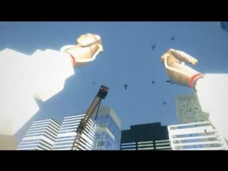 Dark Zone Club. Game 27 Richie's Plank Experience, игра для очков виртуальной реальности HTC Vive