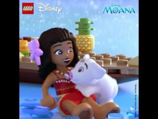 LEGO Disney Princess - Моана