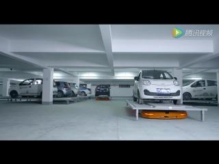 Parking Robot - Hikvision