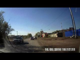 Авария на Лесоторговой 17/05/2016