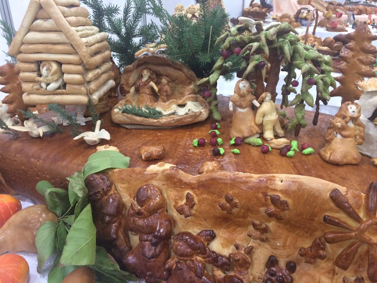 III Открытый Чемпионат по хлебопечению для пекарей Ростовской области