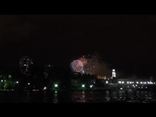 День Города Самара 430 лет 2016 Байдарка Волга